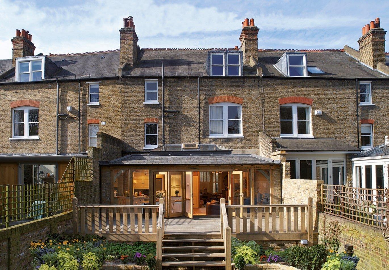 Terraced Property Oak Extension
