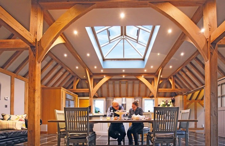 Oak framed consultation service